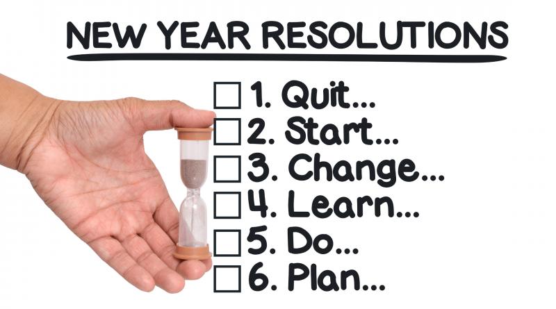 5 New Year Resolution To Take In Year 2021